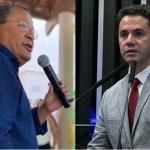nilvan e veneziano - Nilvan Ferreira sob pressão pode deixar o MDB! Estratégia política do Governo? - por Gildo Araújo