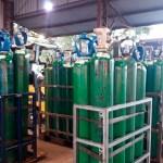 oxigenio - Após mais de três dias de viagem, caminhões com carga de oxigênio chegam a Manaus