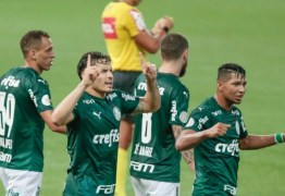 Em duas finais, Palmeiras chega leve para Dérbi após dois anos de pressão