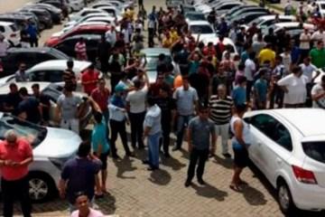 PARALISAÇÃO: Motoristas de transporte por aplicativo organizam protesto para próxima semana