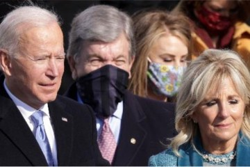 "posse joe biden - ""DEMOCRACIA PREVALECEU"": Joe Biden já é o 46º presidente dos Estados Unidos - ASSISTA POSSE AO VIVO"