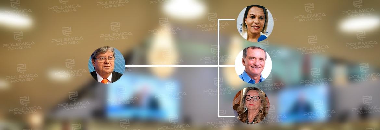 pp joao - Deputados do Progressistas podem se juntar à base aliada de João Azevêdo na ALPB - ENTENDA