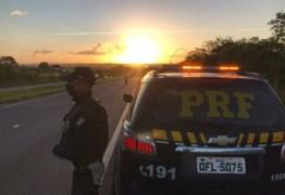 PRF na Paraíba encerra Operação Ano Novo com resultados positivos