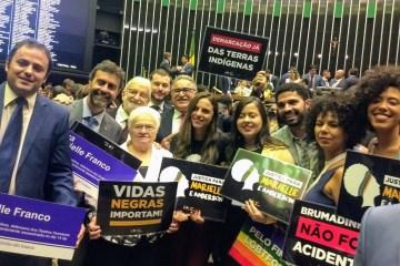 NADA DE APOIO: PSOL decide disputar presidência da Câmara com candidata própria