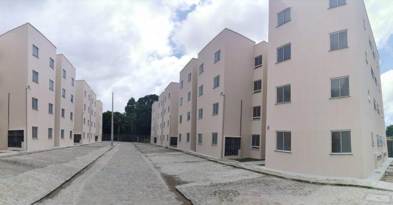 residencial pmjp - Prefeitura de João Pessoa entrega 192 apartamentos no Residencial Vista Verde nesta segunda