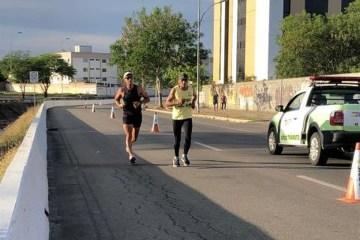 sejel4 - Trechos de avenida em Campina Grande são isolados para a prática de corrida e caminhada