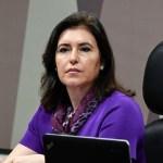 """simone tebet - Candidata independente no Senado, Simone Tebet defende Bolsonaro e se diz contra impeachment: """"Não é hora de trazer problemas ao país"""""""