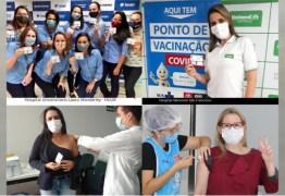 CUMPRINDO PLANO DE VACINAÇÃO: Além do HNSN, outros três hospitais também imunizaram equipes de apoio – SAIBA QUAIS FORAM