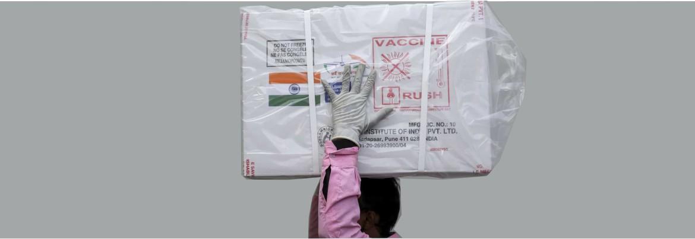 """vacina india - Índia promete mais vacinas contra Covid-19 e diz que """"salvou humanidade de tragédia"""""""