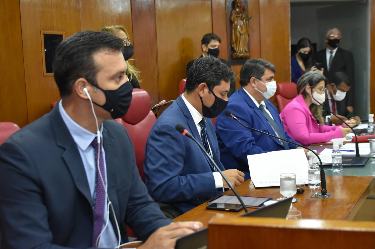 140 projetos cmjp - Mais de 140 Projetos de Lei seguem para análise das Comissões Permanentes da CMJP