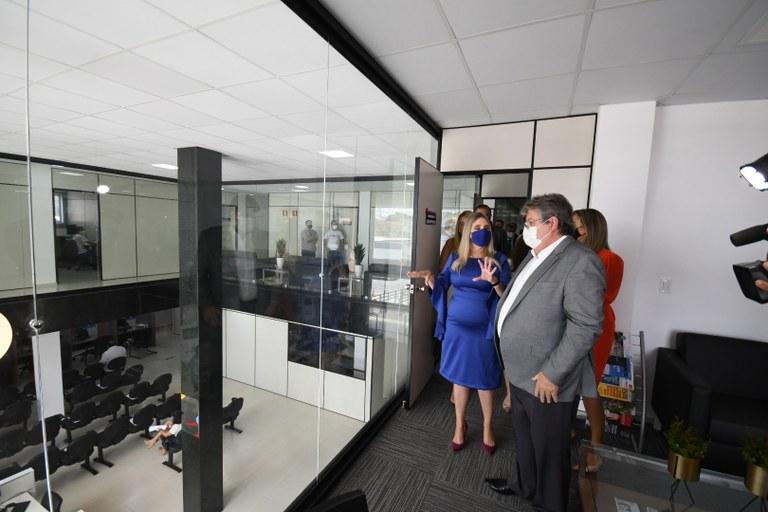 35123eed 218d 4302 8eb6 72df742a936d - João Azevêdo entrega novo prédio do Procon Estadual e garante melhoria na qualidade do atendimento aos consumidores