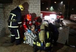 TRAGÉDIA: Incêndio atinge ala Covid de hospital e deixa quatro mortos