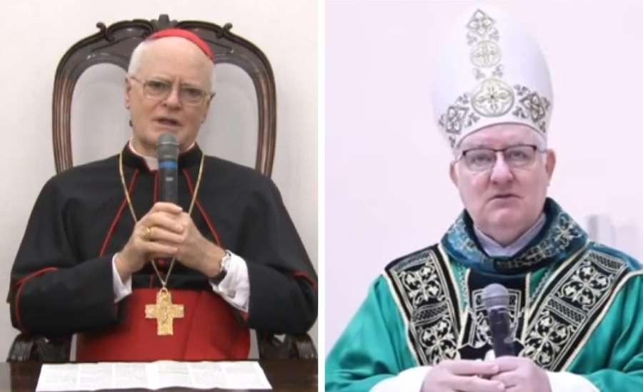 BisposComentamCFE2021 CapturaVideo - CONTEÚDO DE IDEOLOGIA DE GÊNERO: Bispos comentam polêmica gerada por texto-base da Campanha da Fraternidade 2021; confira