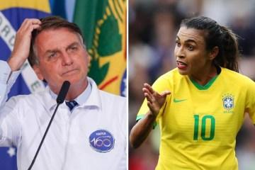 Bolsonaro Marta - Queda do presidente do Inep foi motivada por discussão de gênero no Enem