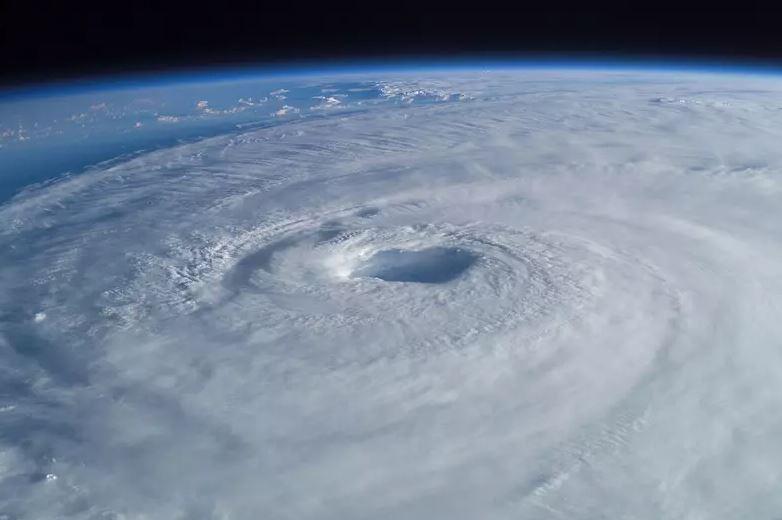 Capturar.JPGa  - Raro no verão, ciclone bomba se forma na fronteira entre Brasil e Uruguai