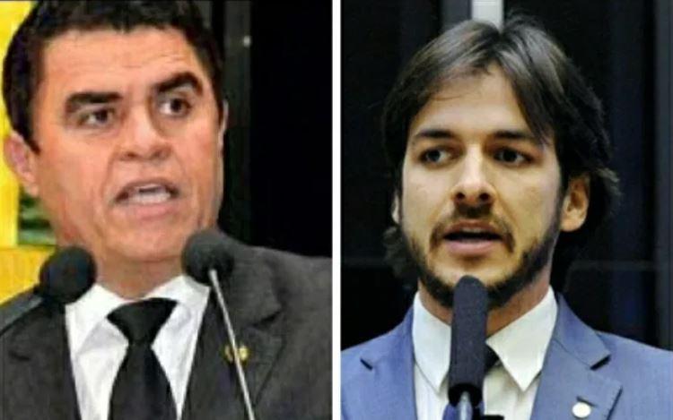 Capturar.JPGaa  1 - Pedro e Santiago votaram em sessão contra prisão de Daniel Silveira - Por Nonato Guedes
