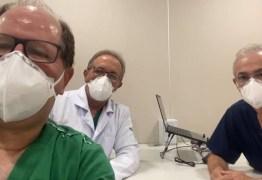COVID-19 EM JP: Direção do Hospital da Unimed explica sobre disponibilidade de vagas e tranquiliza população – VEJA VÍDEO