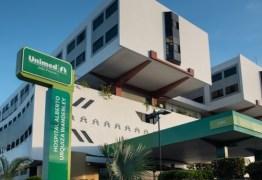 MEDIDAS DE PRECAUÇÃO: Hospital Unimed suspende temporariamente o agendamento de novas cirurgias eletivas