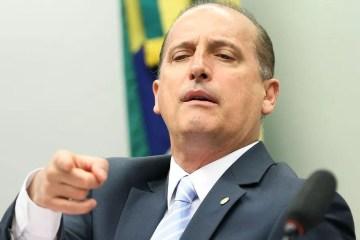 Onyx - Onyx é exonerado da Secretaria-Geral da Presidência