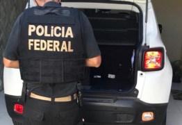 Polícia Federal deflagra operação contra compra de votos e cumpre oito mandados de busca e apreensão em CG