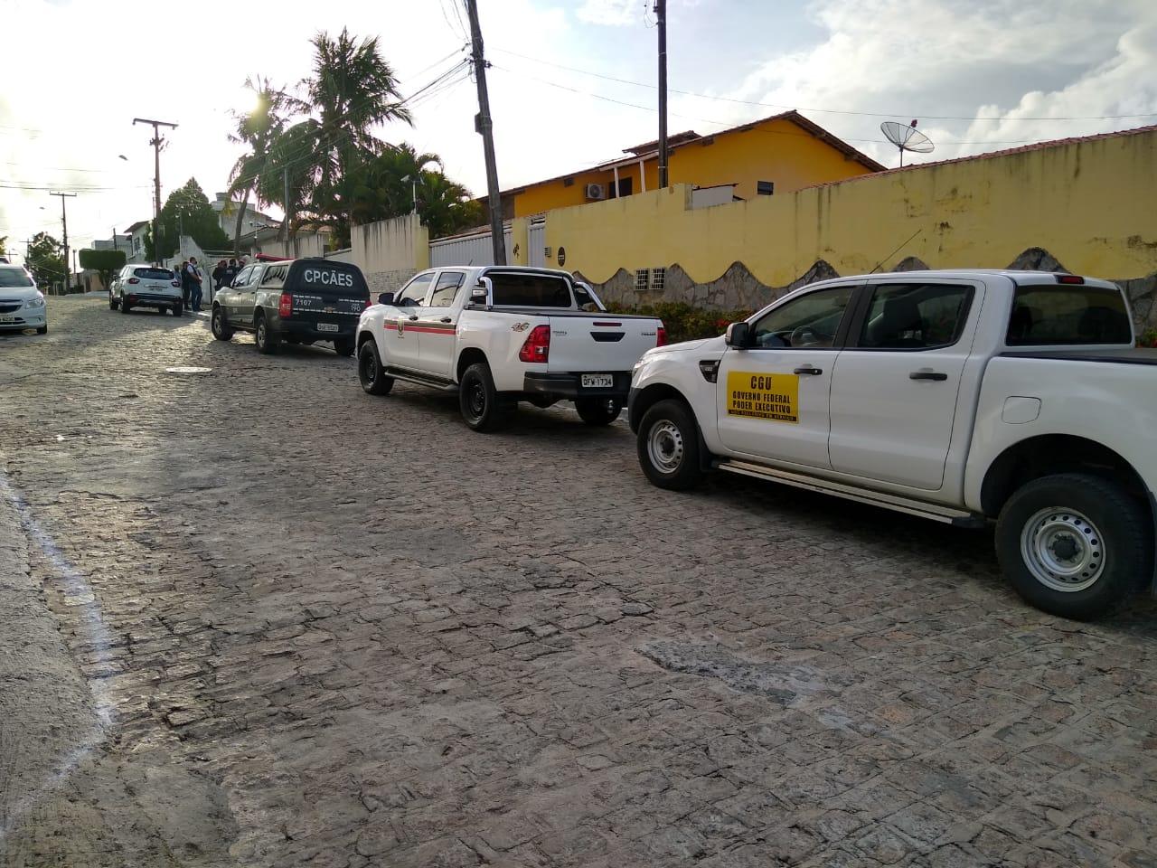 WhatsApp Image 2021 02 04 at 07.11.00 1 - OPERAÇÃO CALVÁRIO: empresário alvo de mandado de prisão nesta quinta, Pietro Harley já foi preso durante operação da PF, em 2012 - ENTENDA