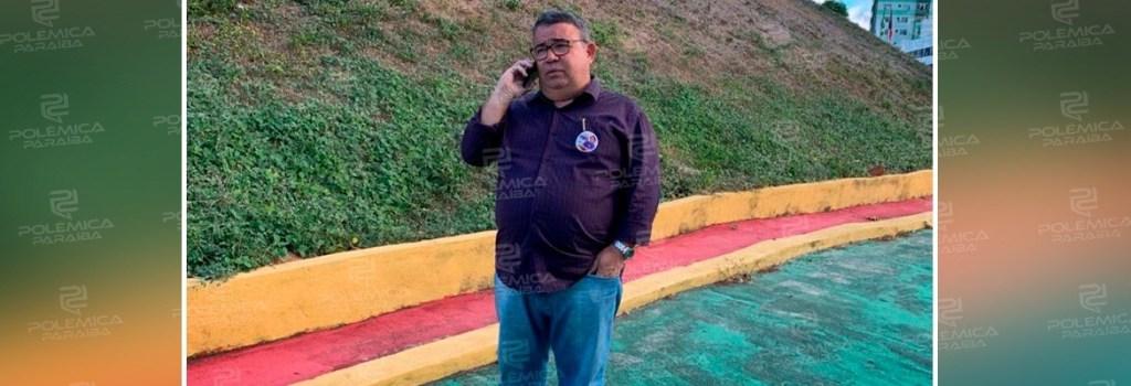 """WhatsApp Image 2021 02 04 at 15.28.22 - """"ERRO DO LEILOEIRO"""": paraibano que deu o segundo lance para arrematar o Hotel Tambaú diz que irá recorrer à justiça"""