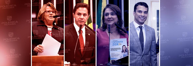 WhatsApp Image 2021 02 09 at 13.07.28 - Com permanência da paraibana Nilda Gondim, Senado terá dois casos de mãe e filho na bancada - ENTENDA