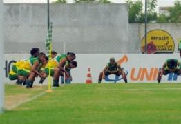 Nacional de Patos tem duas baixas no elenco e aguarda por volante colombiano
