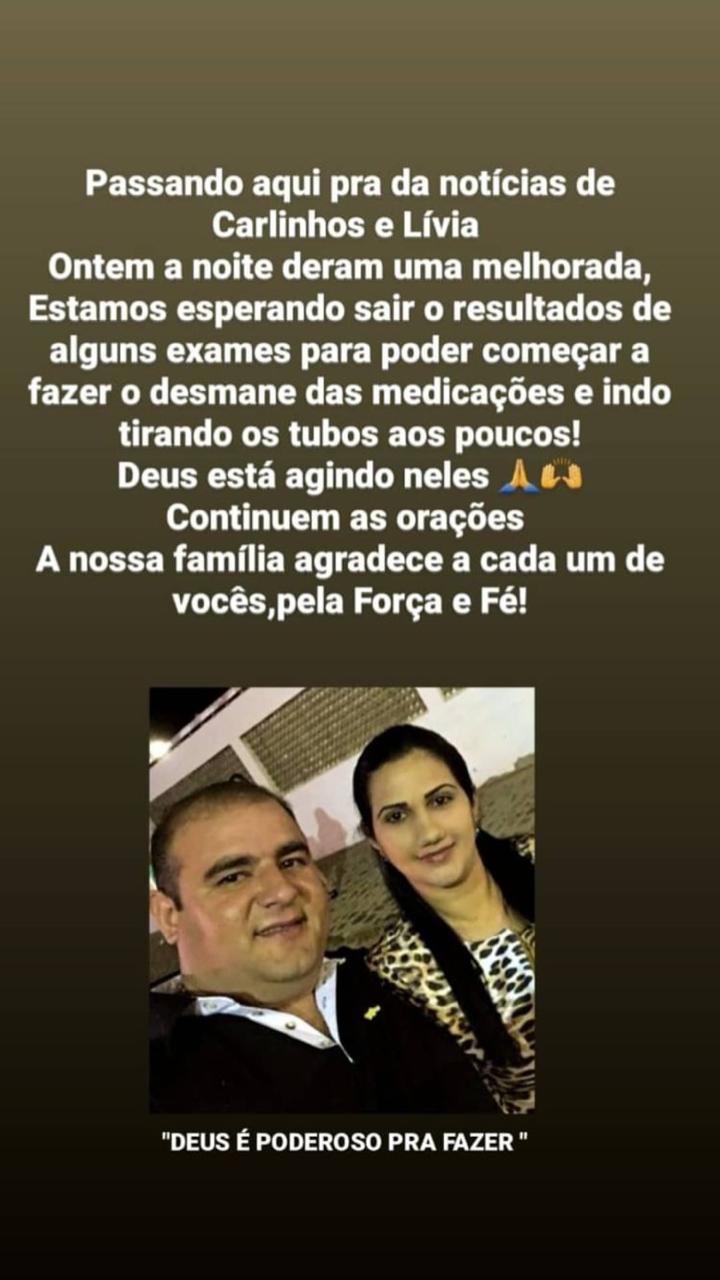WhatsApp Image 2021 02 22 at 19.44.09 1 - VÍTIMAS DA COVID: casal que estava internado em hospital de Cajazeiras morre com vinte minutos de diferença