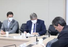 Senador Veneziano e governador João Azevedo tratam no Ministério da Infraestrutura sobre obras rodoviárias