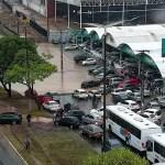 WhatsApp Image 2021 02 26 at 09.57.46 - ATENÇÃO MOTORISTA: Confira os pontos de alagamento em João Pessoa neste momento