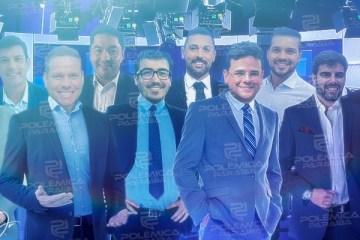 TALENTO E BELEZA: conheça os jornalistas da Paraíba que deixam o público babando