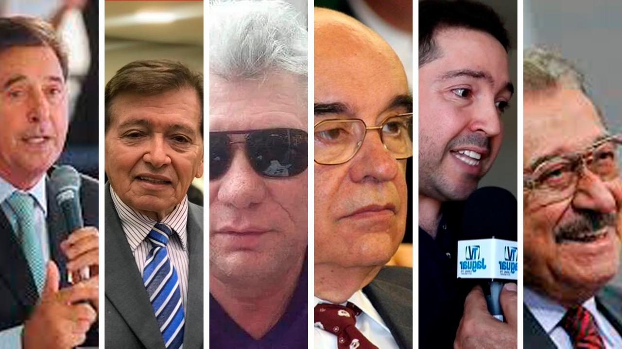 WhatsApp Image 2021 02 27 at 11.16.44 - Além de Zé Maranhão, outros políticos brasileiros foram vítimas da covid-19 no começo deste ano; saiba quem são