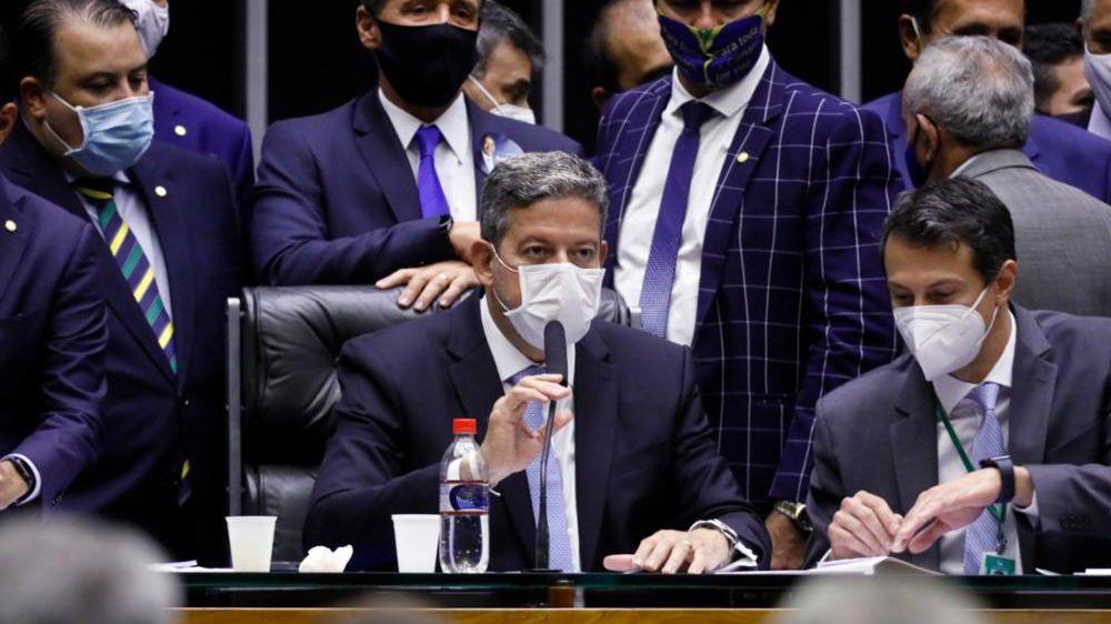 a. lira - Em sua 1ª decisão como presidente da Câmara, Arthur Lira anula o bloco de Baleia Rossi