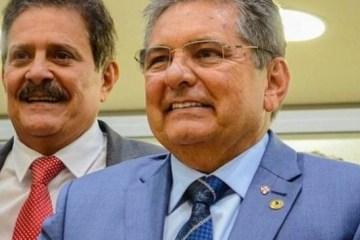 adriano galdino e tiao gomes - Tião Gomes lança Adriano Galdino ao Senado em 2022 e já articula bases