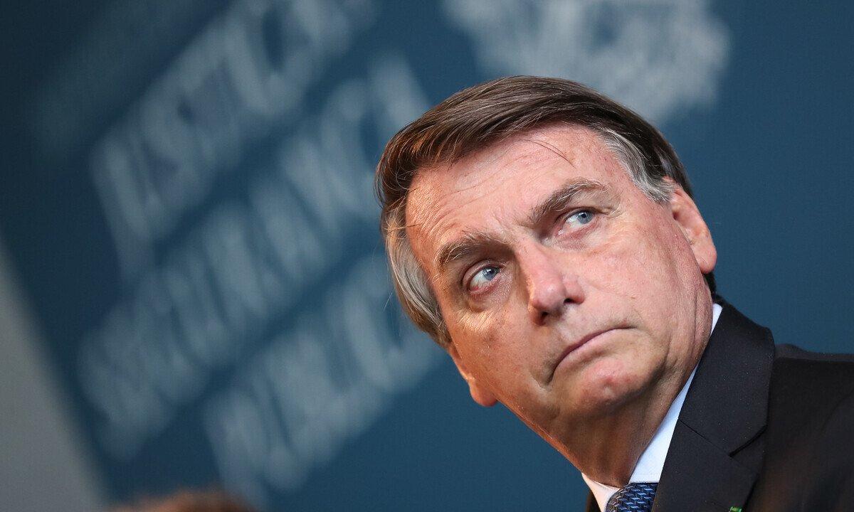 bolsonaro 1 - Popularidade de Bolsonaro tem a quarta queda consecutiva, diz pesquisa
