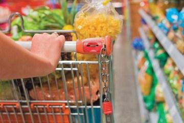 cesta bbasica - Diferença no preço da cesta básica pode variar em mais de R$ 58 em supermercados da Paraíba