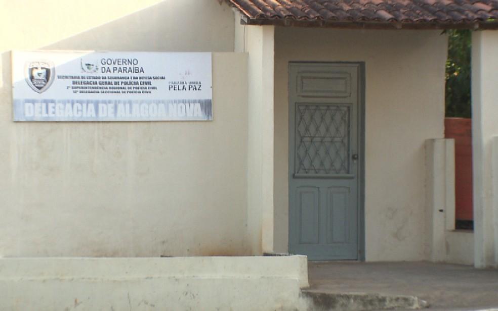 delegacia de alagoa nova - NA PARAÍBA: Homem é preso suspeito de agredir avó de 83 anos para conseguir dinheiro para drogas