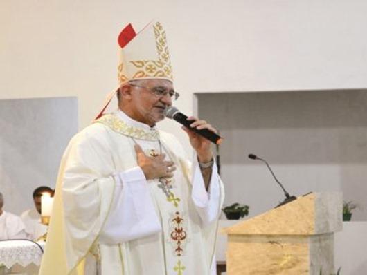 dom manoel delson - Arquidiocese da Paraíba anuncia suspensão de missas com presença de fiéis por 15 dias