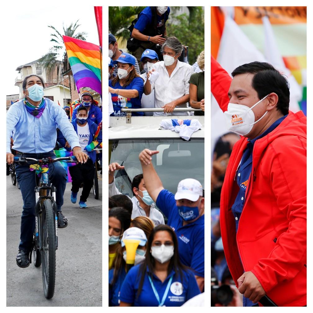 equador - Equador vai às urnas para o primeiro turno de eleições presidenciais