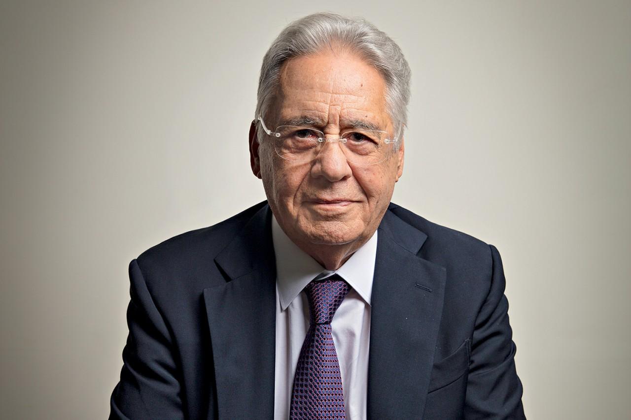 fernando henrique cardoso 2018 1 - Aos 89 anos, Fernando Henrique Cardoso é vacinado contra a Covid-19
