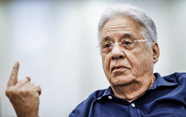 fhc - FHC: PSDB deveria ser oposição a Bolsonaro