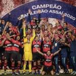 flamengo taça - COFRE CHEIO: Flamengo garante premiação milionária com título do Brasileirão