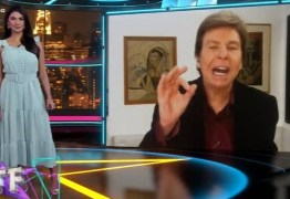 Nelson Rubens e Flávia Noronha trocam farpas ao vivo na RedeTV!