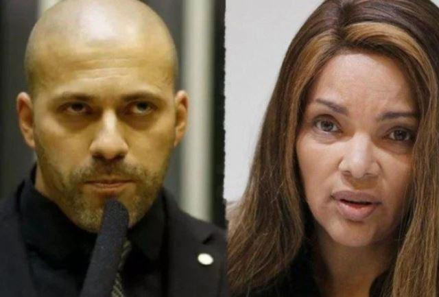 flos - Daniel Silveira e Flordelis serão julgados pelo Conselho de Ética da Câmara, nesta terça-feira (22)