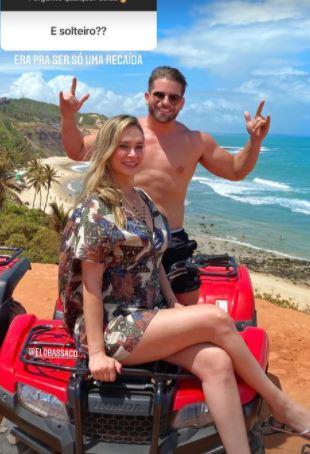 gabriel e - PRESO EM FLAGRANTE! Palestrante conhecido como Master Coach é acusado de agredir namorada em bar de João Pessoa
