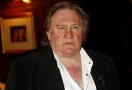AGRESSÃO SEXUAL: Ator francês Gérard Depardieu é investigado após acusação de estupro