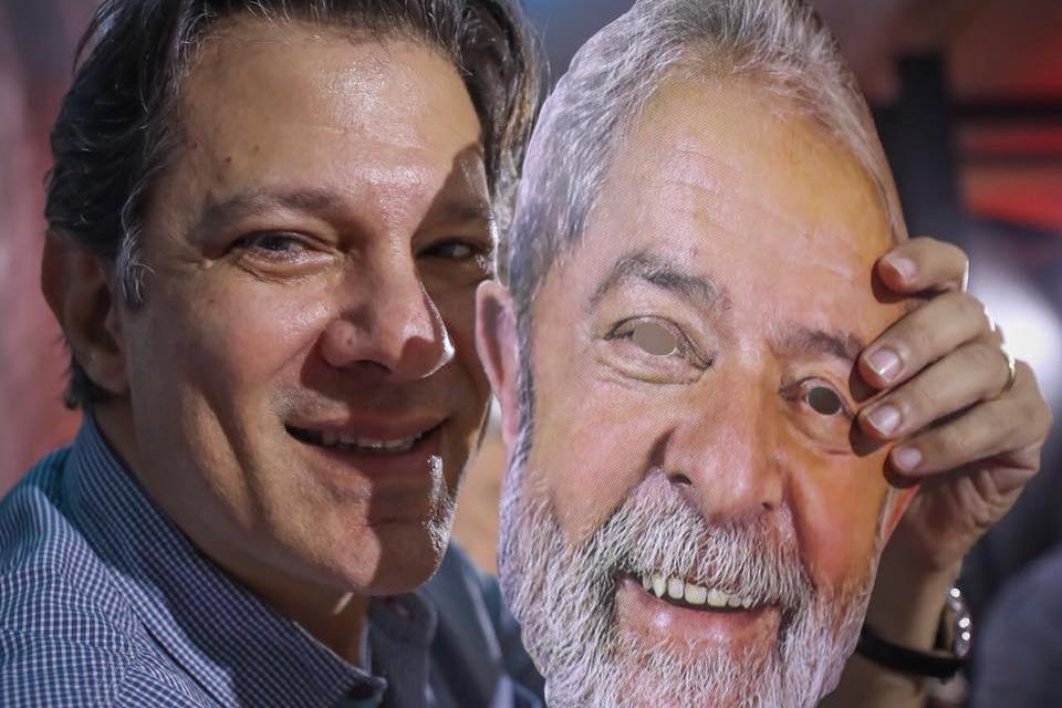haddad - BLOCO NA RUA: PT planeja visita de Lula e Haddad à Paraíba