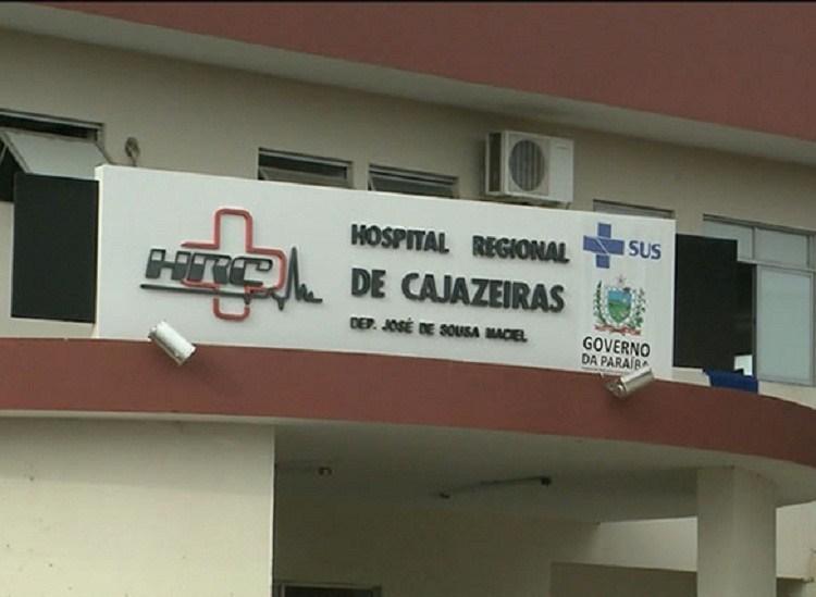 hospital regionald de cajazeiras - Jeová Campos demonstra satisfação em ver Dr. Joab Sales sendo vacinado contra a Covid-19