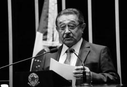 Presidente do TCE lamenta falecimento de José Maranhão: 'Irreparável perda'